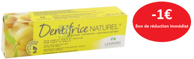 LEHYNING DENTIFRICE 50ML