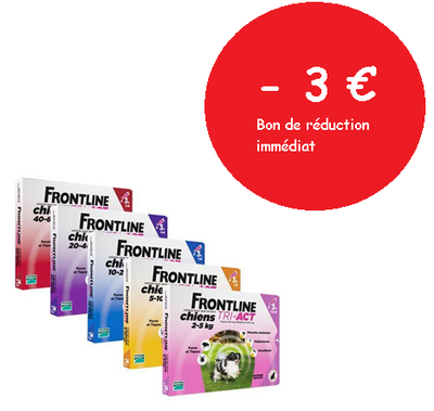 Frontline gamme tri-act