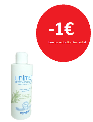 Mustela Liniment dermo protecter 400ml