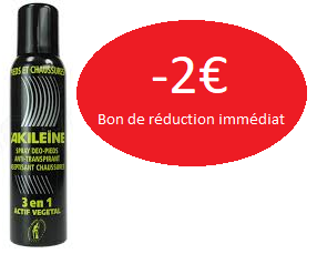 AKILEINE SPRAY NOIR 150ML