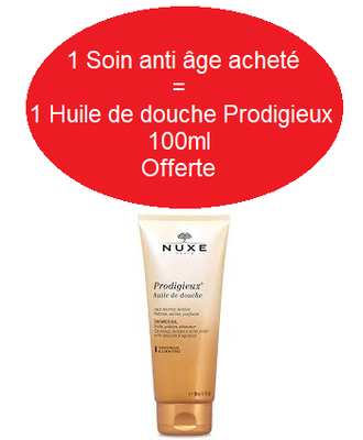 NUXE GAMME ANTI AGE