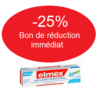 ELMEX ANTI CARIES PRO JUNIOR 75ML