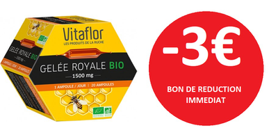 VITAFLOR GELEE ROYALE -3€