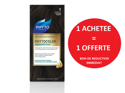 PHYTO COLORATIONS CHEVEUX 1=1