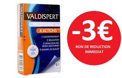VALDISPERT 1MG 4 ACTION