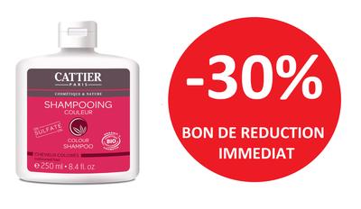 CATTIER PRODUITS CAPILLAIRES -30%