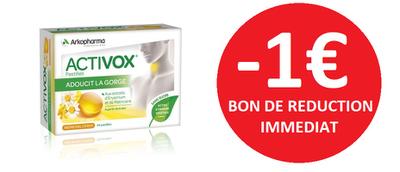 ACTIVOX 24 COMPRIMES -1€