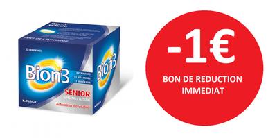 BION 3 SENIOR 30 COMPRIMES -1€
