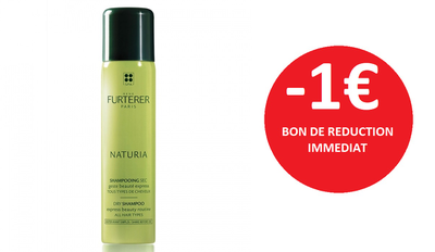FURTERER SHAMPOOING SEC 150 ML -1€