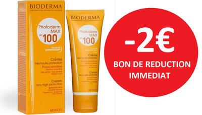 BIODERMA PHOTODERM MAX 40 ML -2€