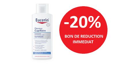 EUCERIN SHAMPOOING CALMANT -20%