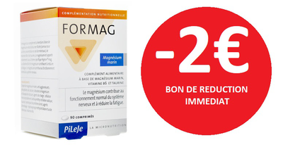 FORMAG 90 COMPRIMES -2€