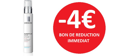 ROCHE POSAY TOUTE LA GAMME PIGMENCLAR -4€