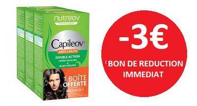 CAPILEOV ANTI CHUTE -3€
