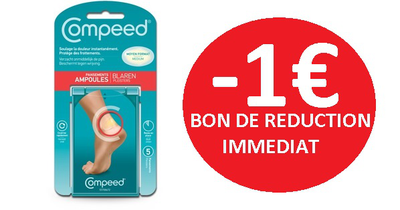 COMPEED -1€