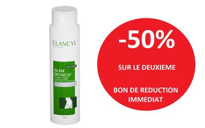 ELANCYL SLIM MINCEUR -50% SUR LE DEUXIEME
