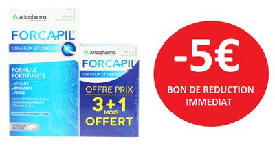 FORCAPIL -5€