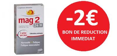 MAG 2 24H -2€