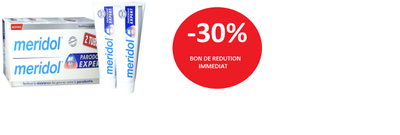 MERIDOL PARODONT EXPERT LOT DE 2 -30%