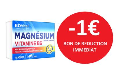 URGO MAGNESIUM -1€