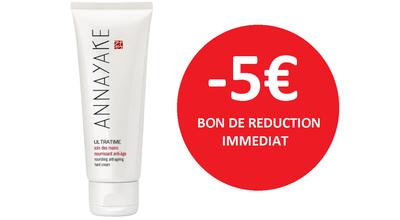 ORLANE ANNAYAKE CREME MAINS -3€