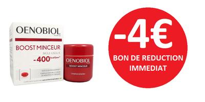 OENOBIOL BOOST MINCEUR -4€