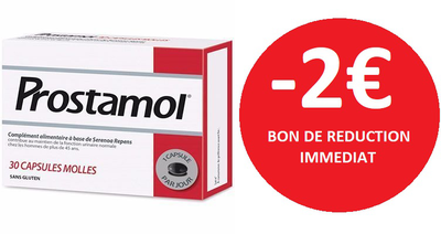 PROSTAMOL -2€