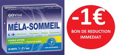 URGO MELA SOMMEIL -1€