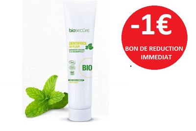 BIOSECURE DENTIFRICE 75ML