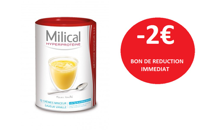 MILICAL CREMES HYPERPROTEINEES POTS