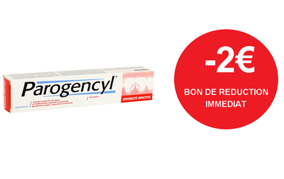PAROGENCYL DENTIFRICE -2€