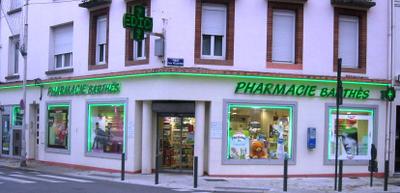 Pharmacie Barthes - Vue générale
