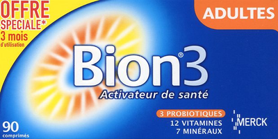 BION-3 CPR ADULTE 90