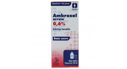 AMBROXOL 0,6% ARROW SOL S/S 150ML