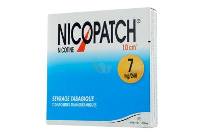 NICOPATCH 7MG/24H D/TRANSD 7