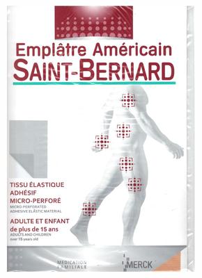 SAINT-BERNARD EMPL ELAST GM