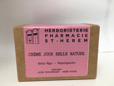 BELLE NATURE CREME DE JOUR REPULPANTE