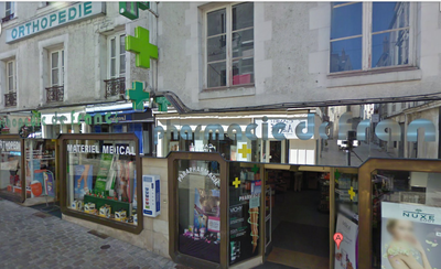 Pharmacie de France - Vue générale