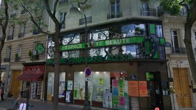 Grande Pharmacie d'Alésia - Vue générale
