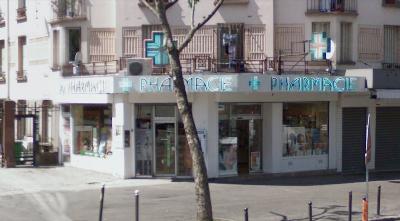 Pharmacie du Marché de Clignancourt - Vue générale
