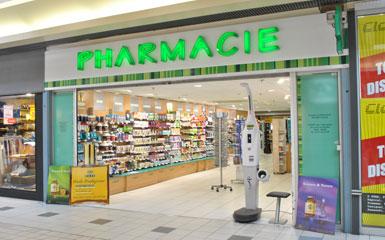 Pharmacie de la Galerie - Vue générale