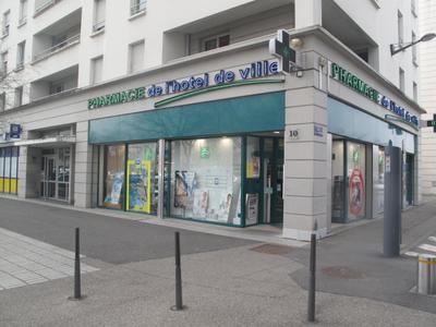 Pharmacie de l 39 h tel de ville vaulx en velin accueil for Piscine vaulx en velin
