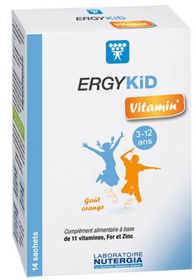 ERGYKID Vitamin'