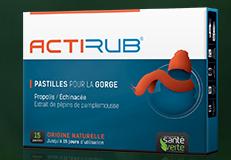 ACTI'RUB Pastilles