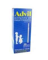 ADVIL PEDIATRIQUE SIROP DE 200ML