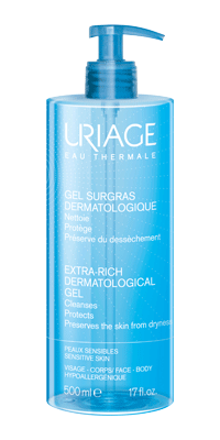 Gel Surgras Dermatologique 500 ml URIAGE
