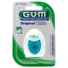GUM ORIGINAL WHITE FIL 2040 30M