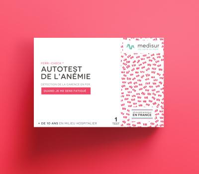 AUTOTEST DE L'ANÉMIE