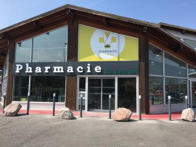 Pharmacie du Léman - Vue générale