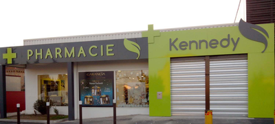 Pharmacie Cap Kennedy - Vue générale